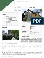 Casa de Jung - Wikipedia, La Enciclopedia Libre