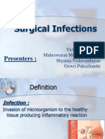 Surgical Infections (1)