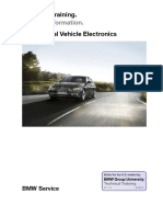 BMW-F30 General Vehicle Electronics