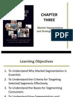 Chapter 3 Segmentation (2)