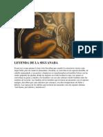 LEYENDAS SALVADOREÑAS