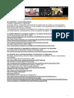 Accesibilidad y Conectividad Urbana