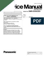 Panasonic DMR EX93CEG DVD Recorder sm.pdf