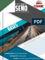 Bases de Diseo de Geometrico en Carreteras