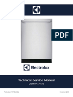 322179154 5995668042 Electrolux Technical Service Manual Dishwasher 2015