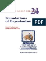 Foundations of Bayseanism