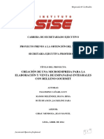 Proyecto 2014 - Empanadas d La Abuelita s.a.c CD