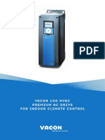 Vacon 100 HVAC Product Brochure
