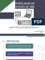 CONTROLADOR DE PROCESOS HC 900.pptx