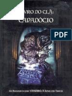 Livro de Clã - Capadócio