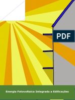 Energia Fotovoltaica Integrada a Edificacoes