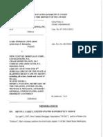 Delawre  Civil Rico Decision