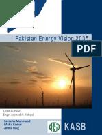 Pakistan Energy 2035-FINAL 20th October 2014