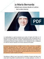 CARTAS Madre Bernarda.ppt