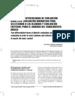 Dialnet-DosFormasDiferenciadasDeEvaluacionDidactica-3109891.pdf