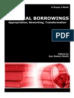 Cultural Borrowing Se Book