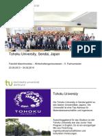 S Japan 13 Sendai TohokuUniversity NA