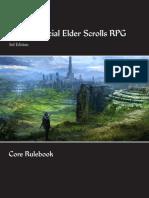 UESRPG 3e - Core Rulebook v1