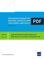 4_The ASEAN Economy in the Regional Context