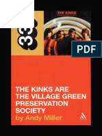 004. the Kinks - The Kinks Are the Village Green Preservation Society (Andy Miller)