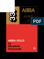 007. ABBA - Gold Greatest Hits (Elisabeth Vincentelli)