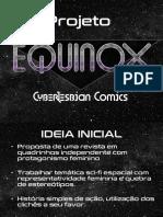 Apresentação Tcc Equinox HQ lésbica