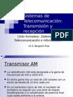 Transmisión y Recepción