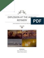 Explosion Amuay Refineri