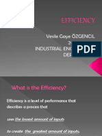 EFFICIENCY.ppt