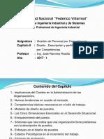 2.- Diseño, Descripcion y Perfil Del Puesto Por Competencias (1)