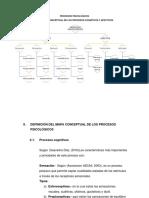 3- Características y Las Diferencias de Los Procesos Cognitivos y Afectivos