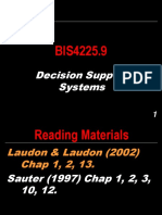BIS4225.9 - Decision Support Systems.ppt