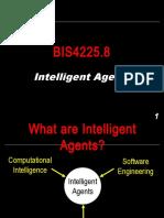 BIS4225.8 - Intelligent Agents.ppt