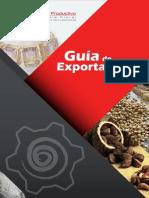 Guia Export Bol