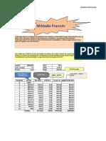 Servicio Deuda Metodo Frances