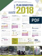 Calendar Iose Me Str Al 2018
