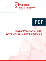 Guia Marketing Online Potencial y Estrategias - CECARM