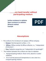 Catatan Perpindahan Kalor Dan Massa - 10 (Radiasi Tanpa Medium)