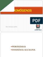 Cromógenos UNAB 2012
