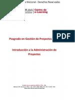 Introducción Al Project Management