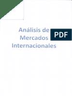 Análisis de Mercados Internacionales