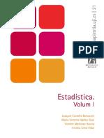 Estadística. Volumen I.pdf