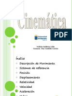 Cinematica UV