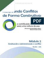 RCFC Módulo 2 - Analisando e Administrando o Conflito