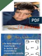 Presentación dislexia