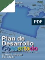 Plan Desarrollo Concertado Inambari