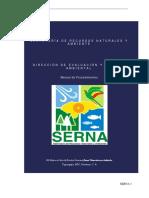 M de Proced DECA-EIA