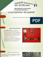 interruptores diapositivas