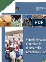 Mineria Peruana Contribucion Desarollo