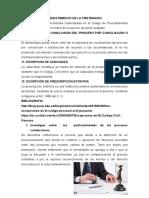 Trabajo Academico Derecho Procesal Civil II